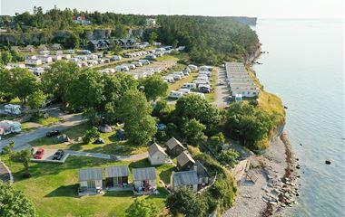 Lomamökkejä, Kneippbyn Resort Visby