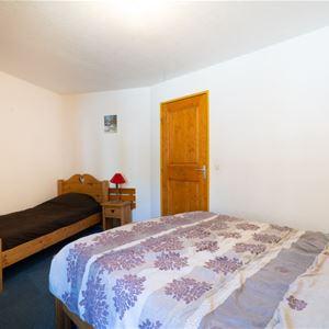 Roc de Peclet B19 - 3 rooms - 7 persons - 1 bronze snowflake