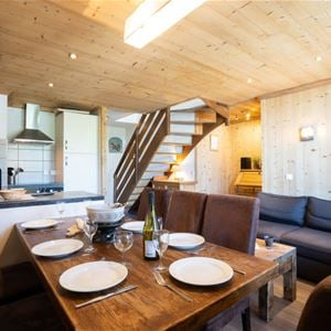 Lac Blanc 704 - 3 rooms in 2 level - 8 persons - 3 gold snowflakes