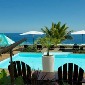 Blue Margouillat Seaview Hôtel *****
