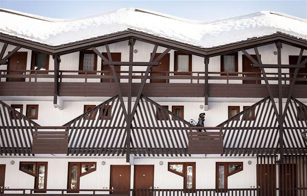 2 pièces 2 à 4 personnes skis aux pieds / RESIDENCE GRAND BOIS SKIMANIA (Montagne)