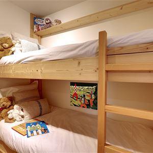 3 rooms 6 people / DOMAINE DU JARDIN ALPIN 409B (Mountain of Charm)