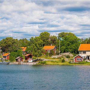 Anne Sofie Eriksson, Husarö gästhamn