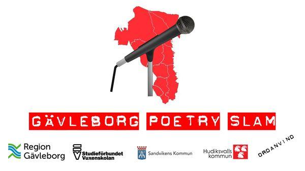 Gävleborg : Poetry Slam - OBS! INSTÄLLT
