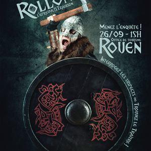 CLUEDO GEANT : Rollon, l'épreuve de la trahison - samedi 26 septembre