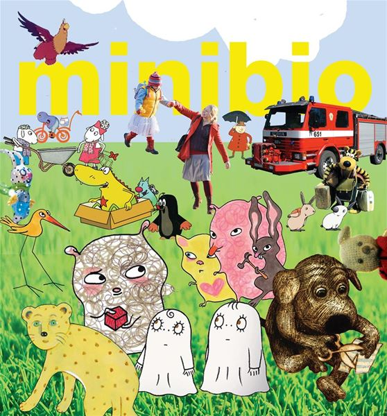 Minibio på Moheda bibliotek