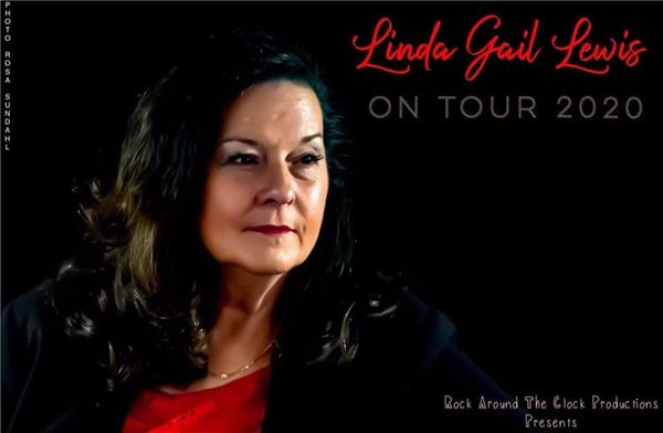 Linda Gail Lewis – The Queen of Rock´n´ Roll!