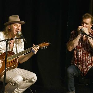 Stories & Blues med Brian Kramer & Christer Ring