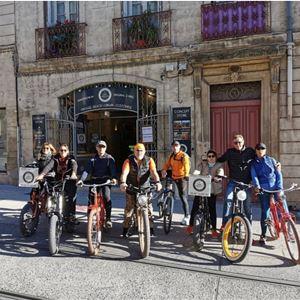 Découvrir Montpellier à vélo avec EbikePremium