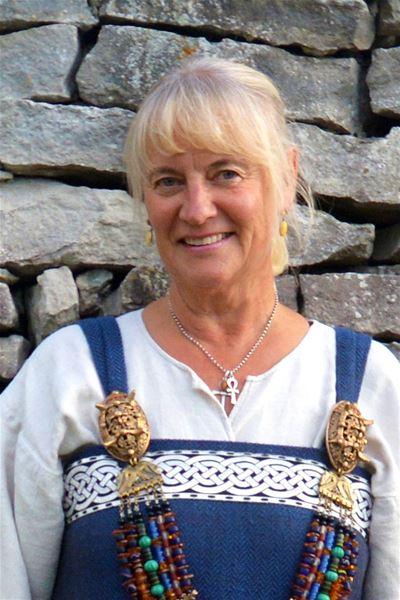 Författarbesök med Agneta Arnesson Westerdahl