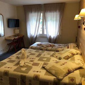 © Hôtel Asterides Sacca, HPH25 - Confortable hôtel style Belle Epoque