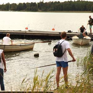 Sommar på Marholmen