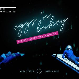 Magnus Owe og Erika Hebbert,  © Nordland teater, Nordland teater: eggs'n bakey