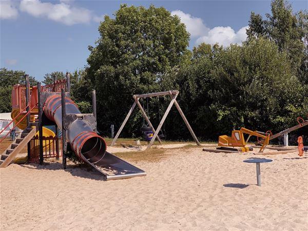 Sandbybadets Camping