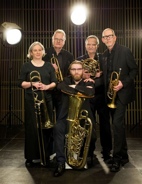 INSTÄLLT! Finlandia med Linnékvintetten