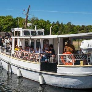 Archipelago boat