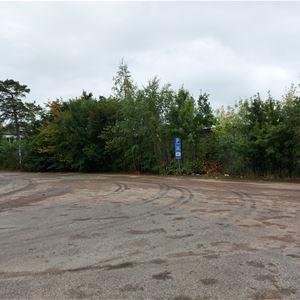 Ställplats parkeringen Pilen norr om Industrigatan 10