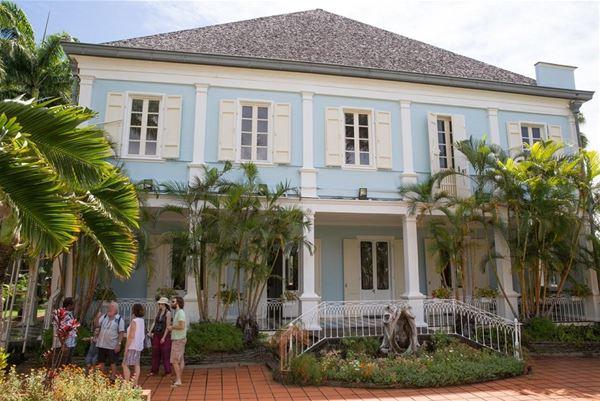 Les Villas créoles de Saint-Denis