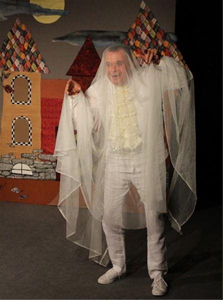 Lilla spöket Laban - familjeföreställning i Fliseryds församlingshem