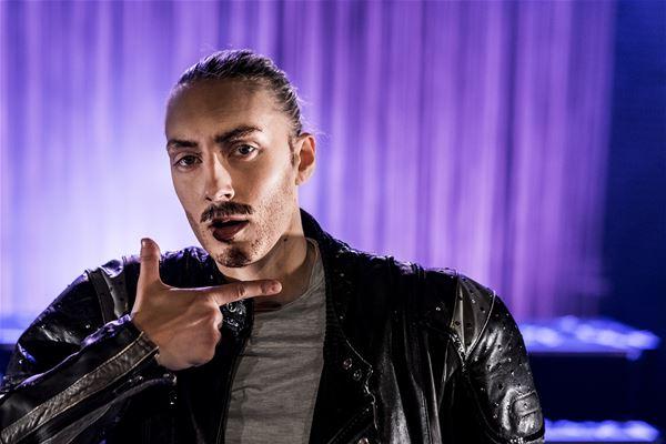 Andreas Nilsson, Dance performance - Slick