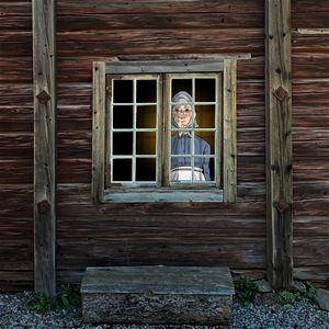 © Sundsvalls museum, Mystikvandring på Norra Berget- Höstlovsaktivitet