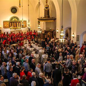 Advent concert: Elme storband
