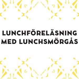 Samisk språkvecka- Lunchföreläsning med lunchsmörgås