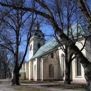 Bild på Heliga Trefaldighets kyrka, KAMMARMUSIKKONSERT