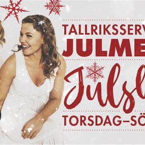 Julshow på Dössberget