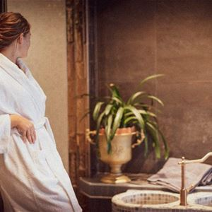 Family spa during the autumn holidays