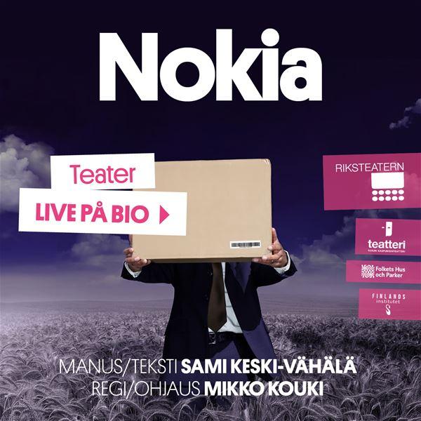 Live på bio: Nokia – En företagssaga utan dess like