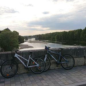 Visite guidée de Tours à Vélo