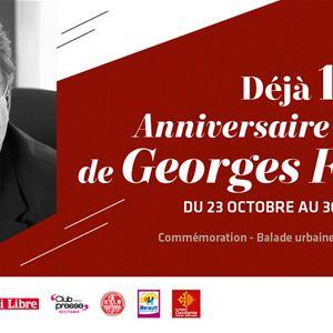 Les grands projets de Georges Frêche dans l'Ecusson (visita en francés)