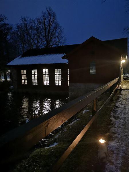 Kvällsöppet i Högbo Bruk