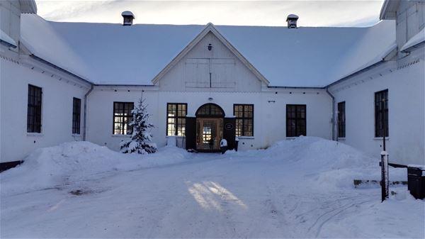 Julbord på Herrgårdsvis - INSTÄLLT!