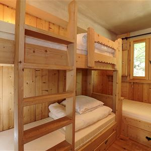 3 rooms 4 people / CHALET CROCUS (Mountain of charm)