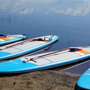 Ställplatser: Agundaborg Camp & Paddle