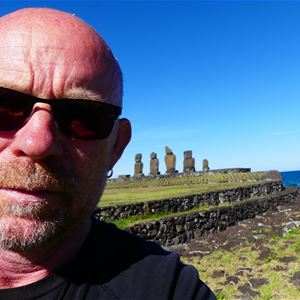 Författare och föreläsare Stefan Strömberg.