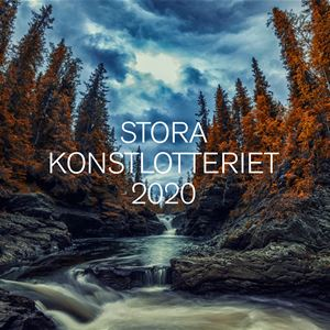 Foto: Göran Strand ,  © Copy: Göran Strand, Exhibition: The Great Art Lottery 2020