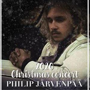 Christmas concert: Philip Järvenpää
