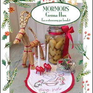 Joulupäivällinen: ravintola Mormors Gröna Hus