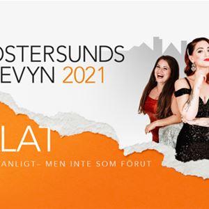 © Copy: Östersundsrevyn, Östersundsrevyn 2021