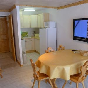 1 studio 4/5 people / LA CROIX DE VERDON 203 (Mountain of Charm) / Tranquillity Booking
