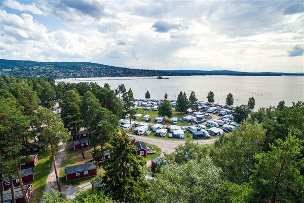 Siljansbadets Camping & Stugby