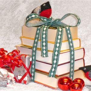 Julklappstips och bokprat