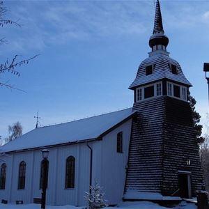 Bingsjö kapell.