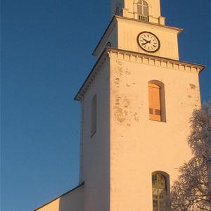 Boda kyrka.