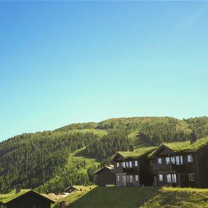 Voss Resort Tråstølen cabins