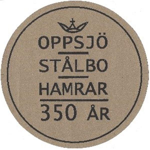 Utställning om Stålbo Oppsjö hamrar som firar 350 år! - OBS! INSTÄLLT