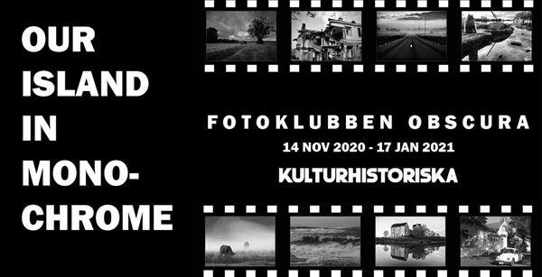 "Ålands kulturhistoriska museum: ""Our Island in Monochrome"""
